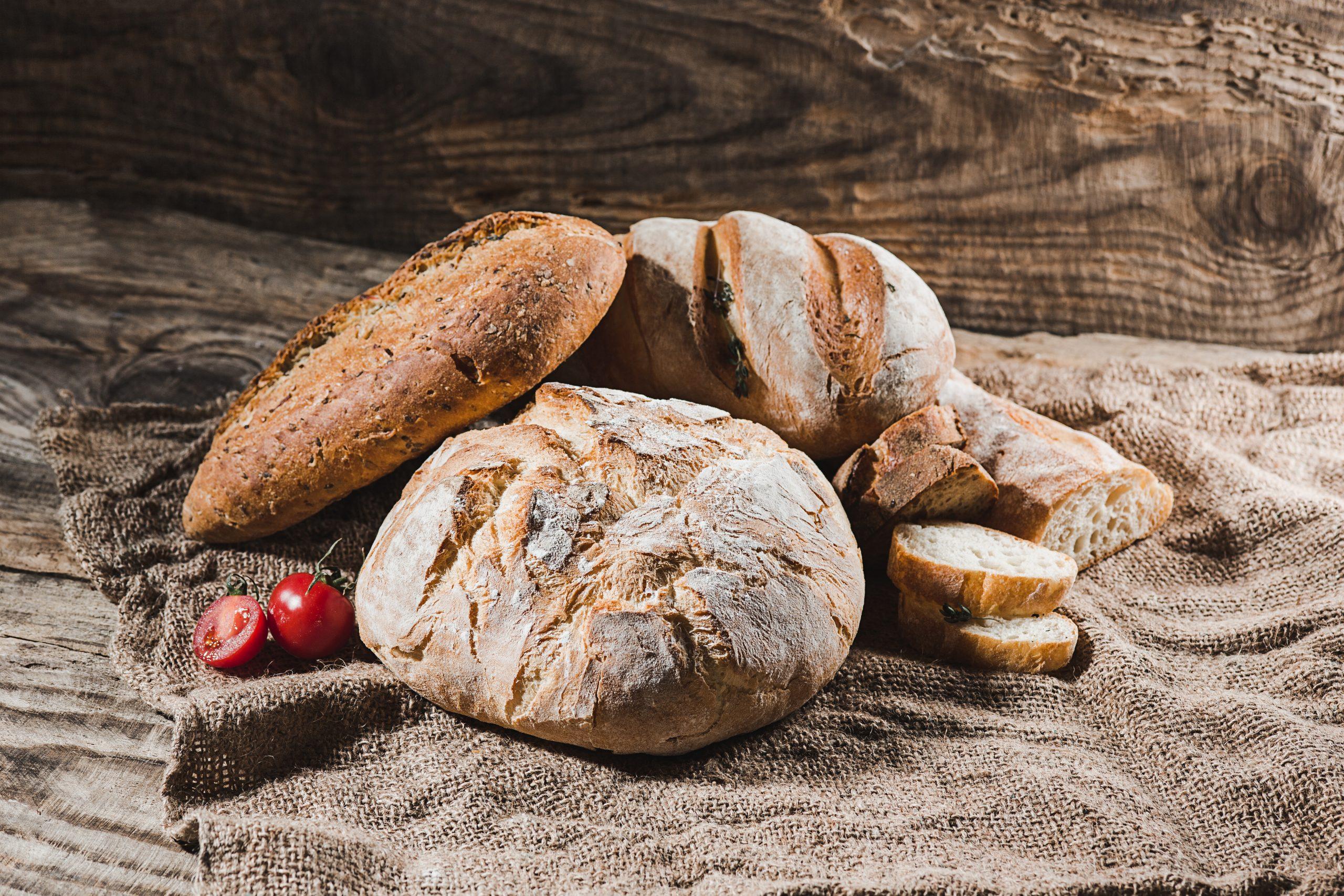 Treber-Brot