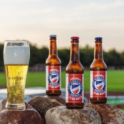 TSV Nordmark Satrup 100 Jahre Jubi Beer